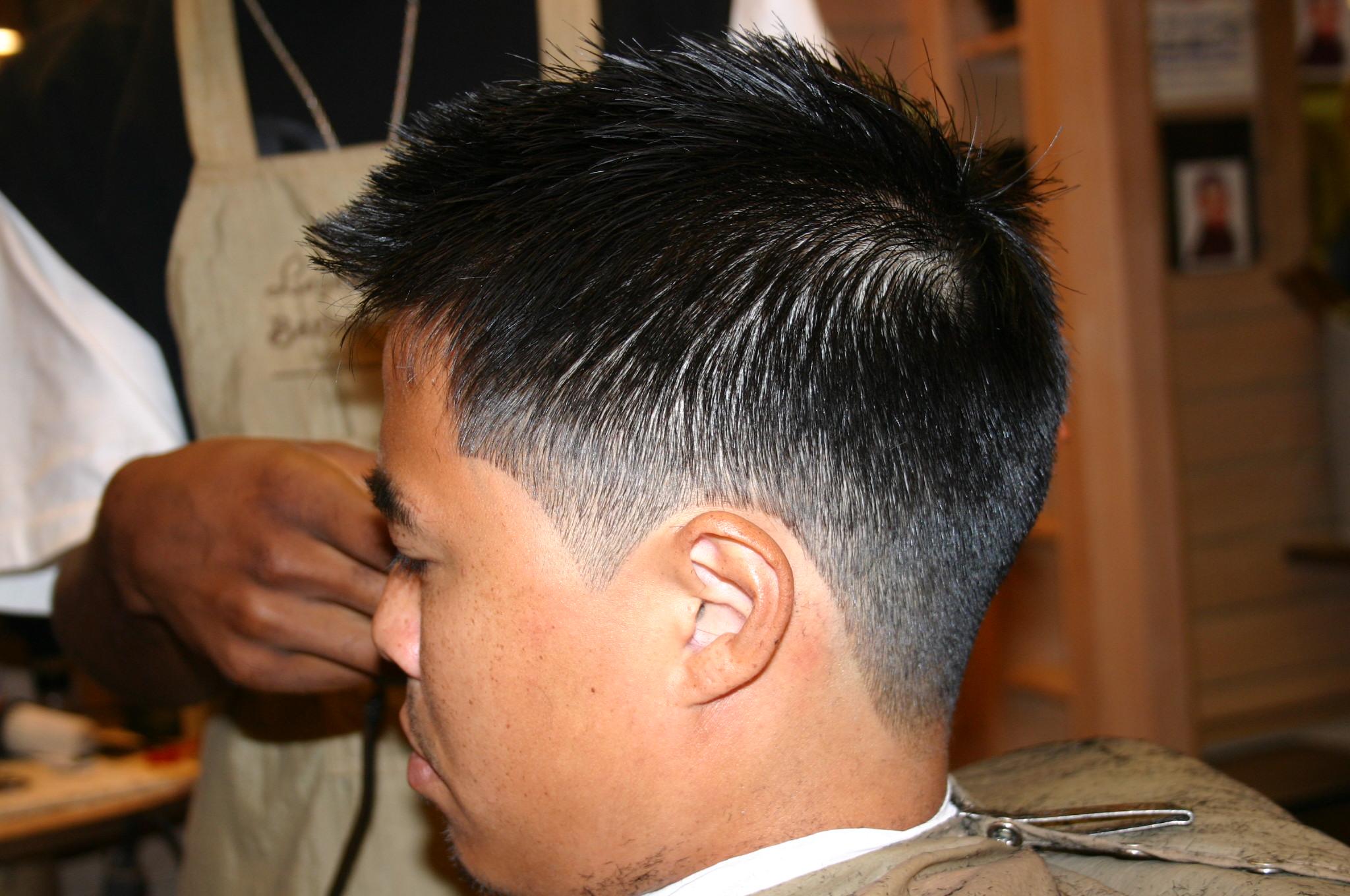 Barbers Cut : Jeremy Lin Cut The New VIP Barbershop aka Craigs VIP Cuts
