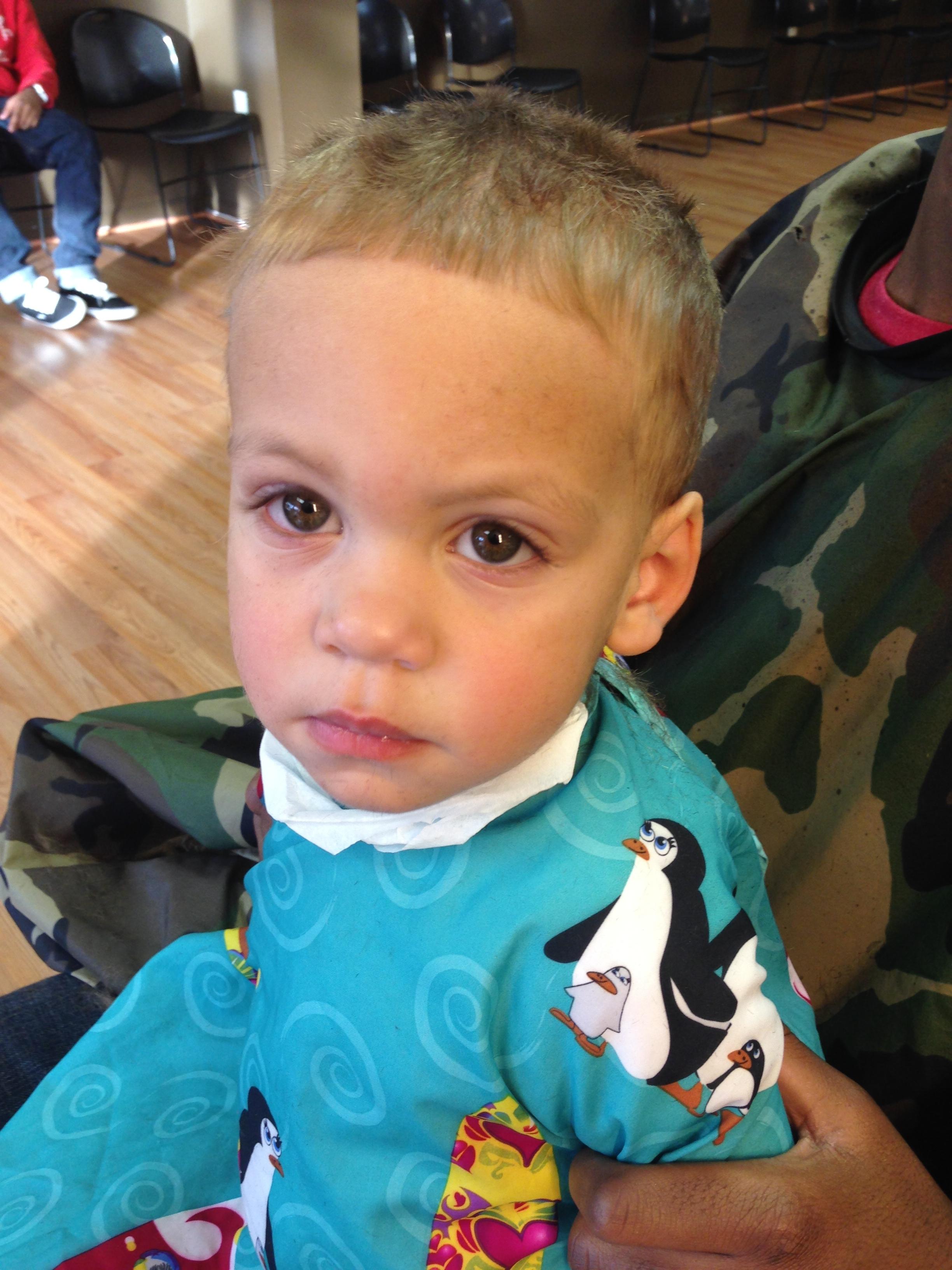 First Haircut Time Dre Craigs Vip Cuts