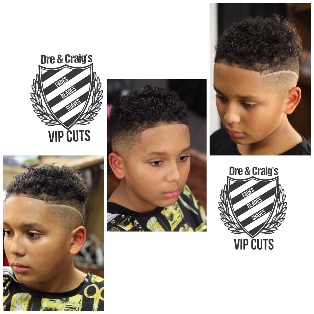 Taper Fade with part