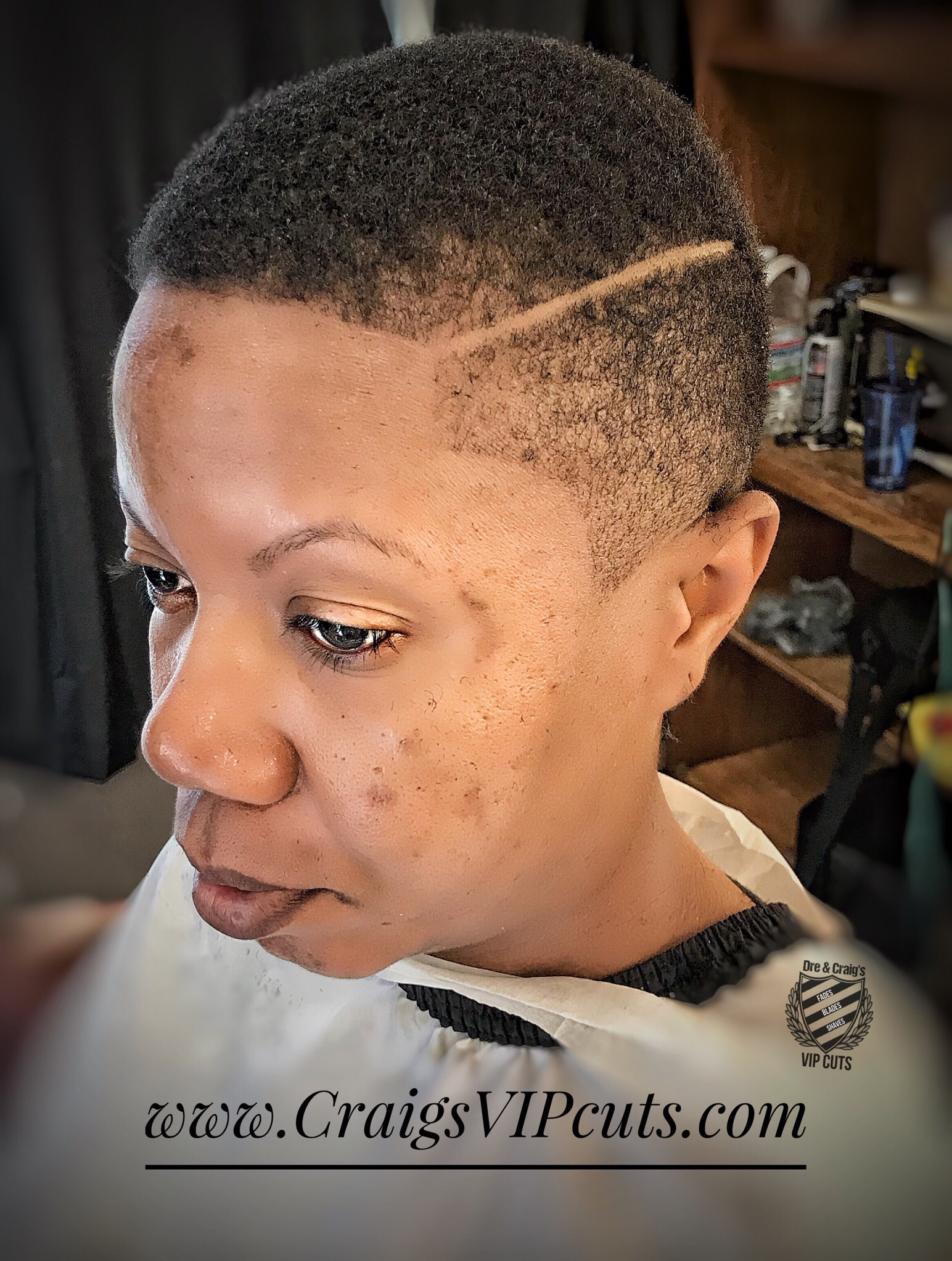 Women Taper Wpart July 2017 Dre Craigs Vip Cuts